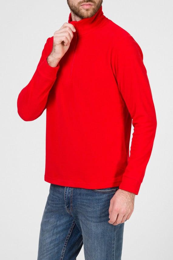 Мужская красная спортивная кофта