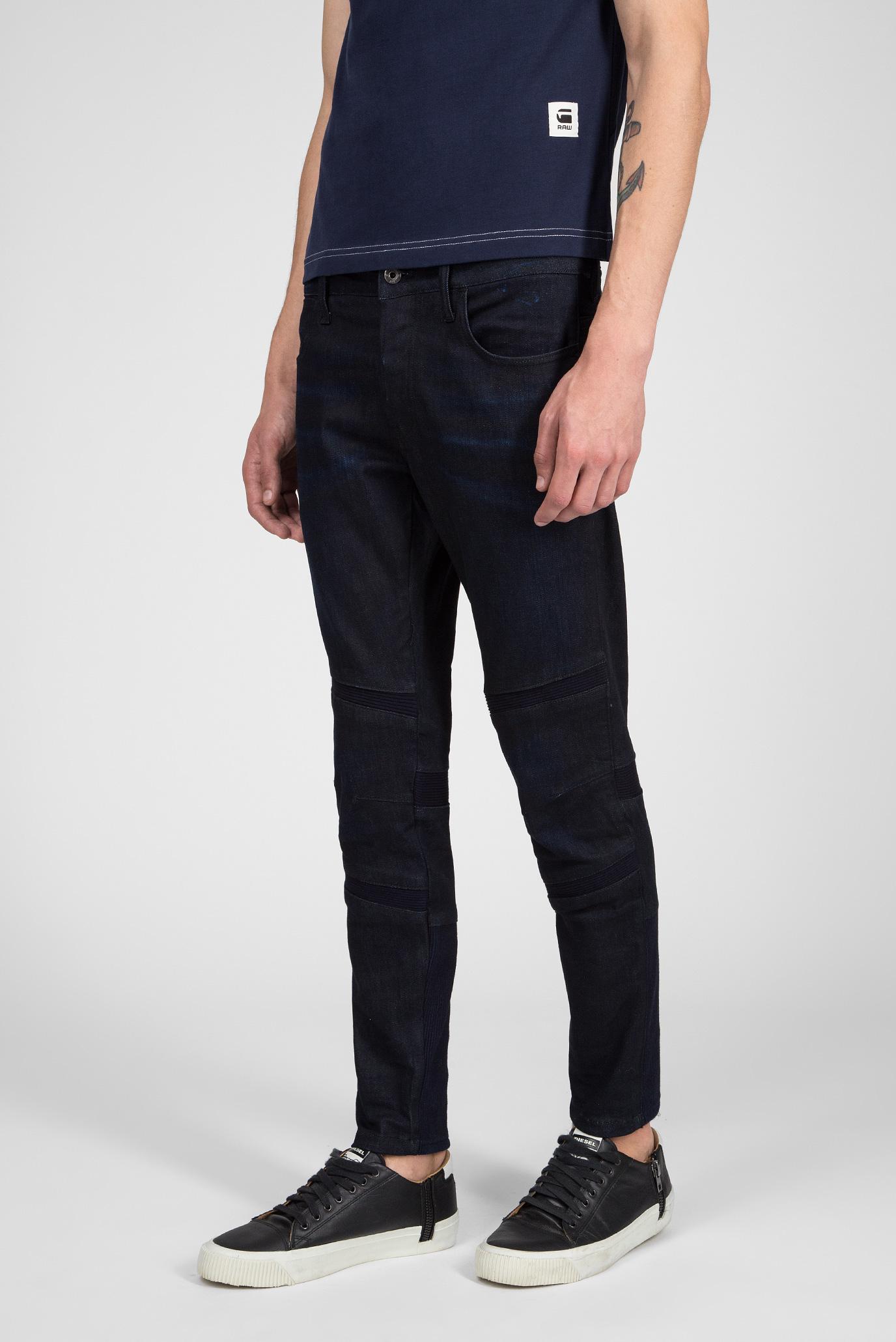 Купить Мужские темно-синие джинсы Motac Sec 3D Slim G-Star RAW G-Star RAW D11447,7209 – Киев, Украина. Цены в интернет магазине MD Fashion