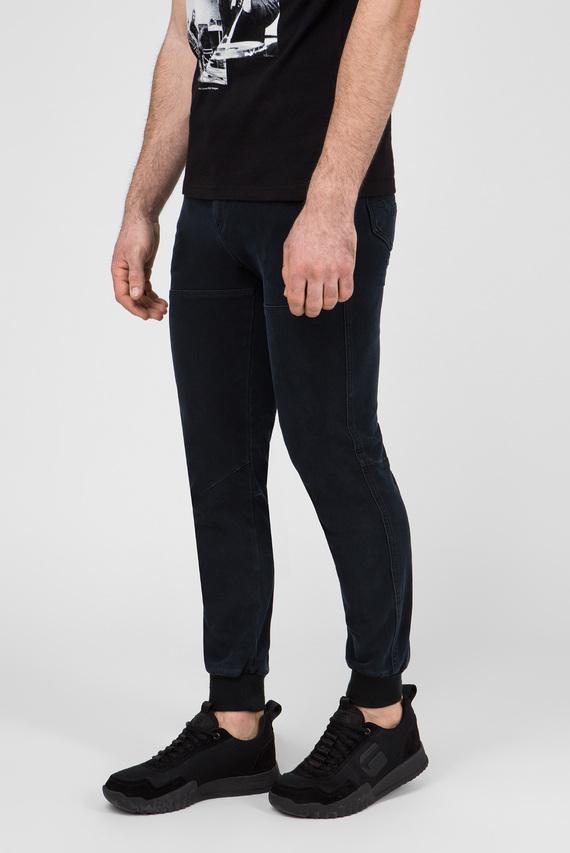 Мужские темно-синие джинсы DYAGO