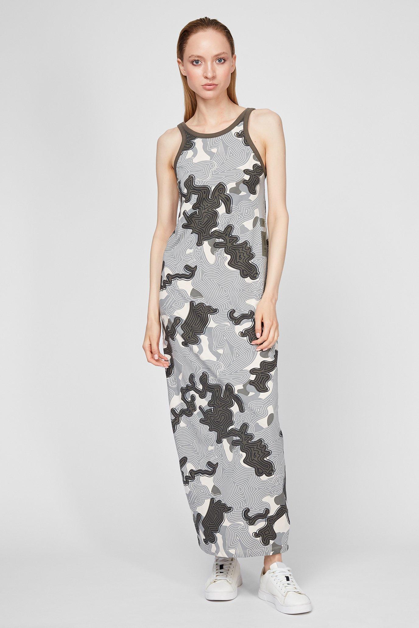 Жіноча сукня AOP maxi tank top dress 1