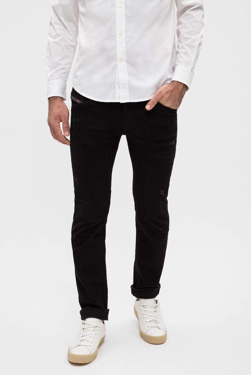 Мужские черные джинсы BELTHER