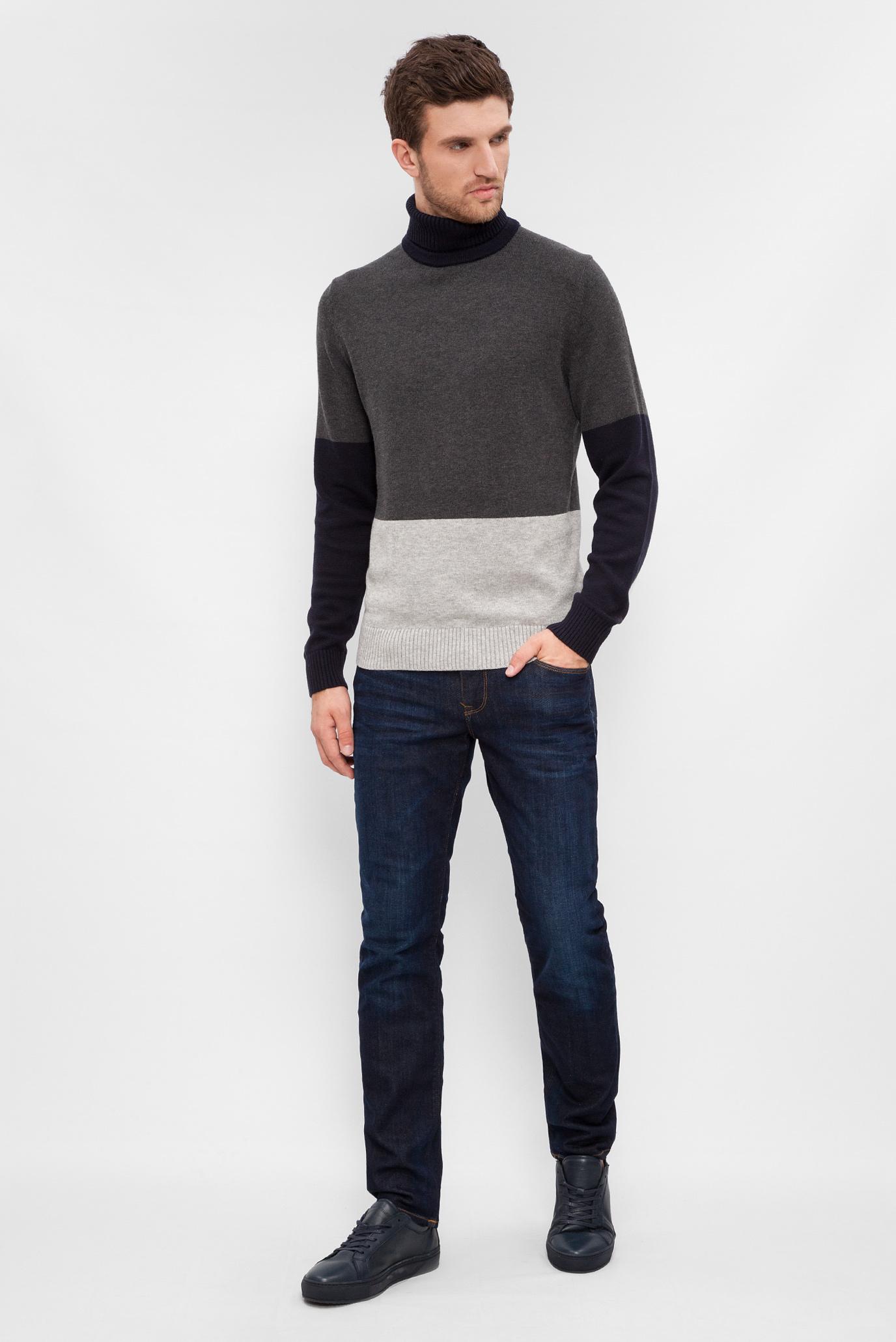 Купить Мужские темно-синие джинсы DENTON  Tommy Hilfiger Tommy Hilfiger MW0MW03352 – Киев, Украина. Цены в интернет магазине MD Fashion