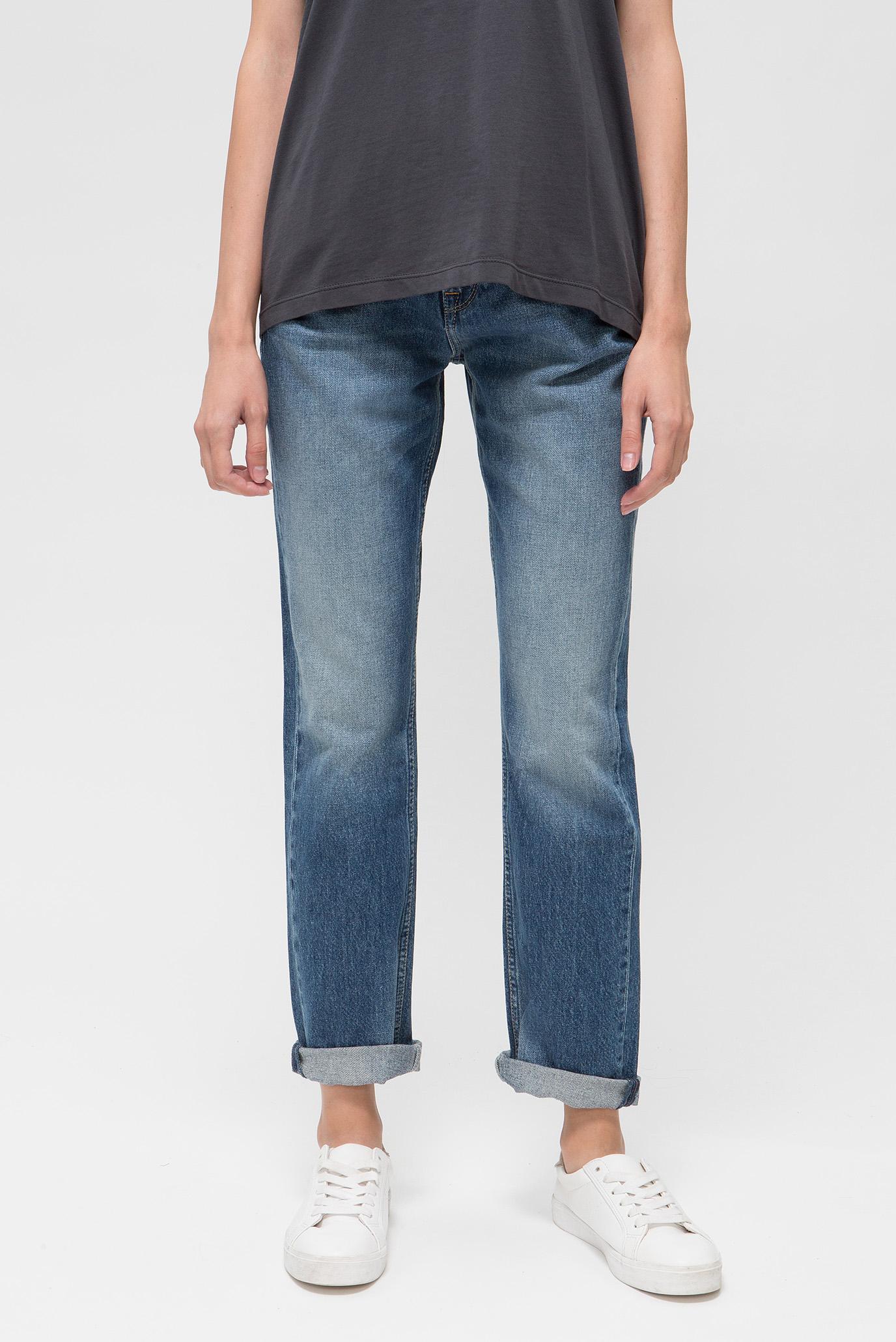Купить Женские синие джинсы MARY Pepe Jeans Pepe Jeans PL203057GH90 – Киев, Украина. Цены в интернет магазине MD Fashion