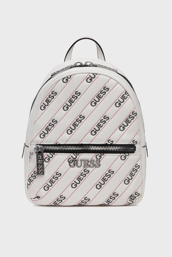 Женский белый рюкзак RONNIE