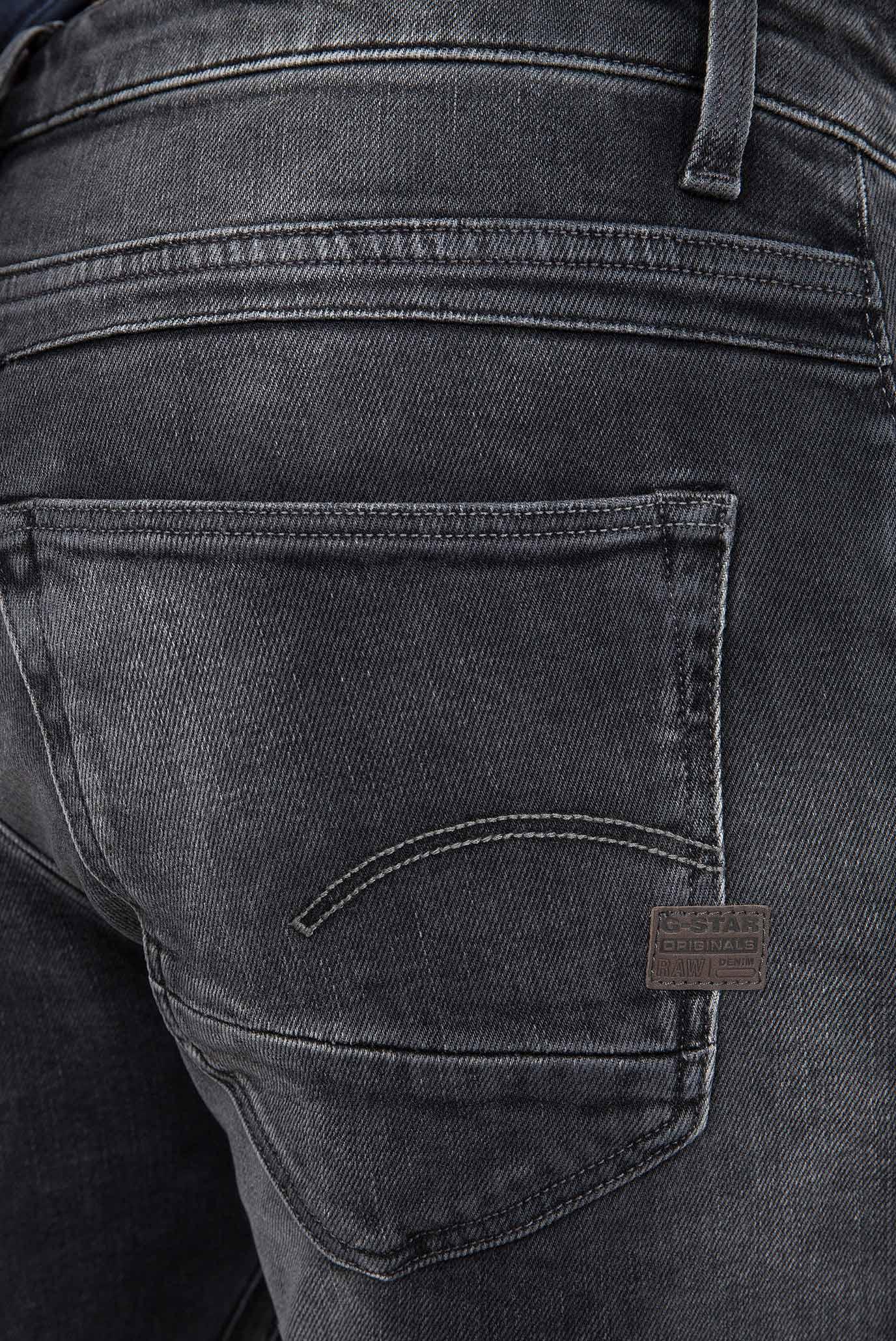 Мужские темно-серые джинсы D-Staq 5-pkt Slim G-Star RAW