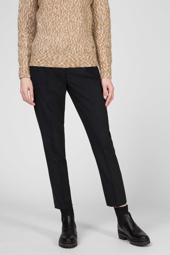 Женские черные брюки TELA STRETCH TAILORED