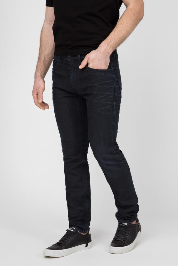 Мужские темно-синие джинсы THOMMER