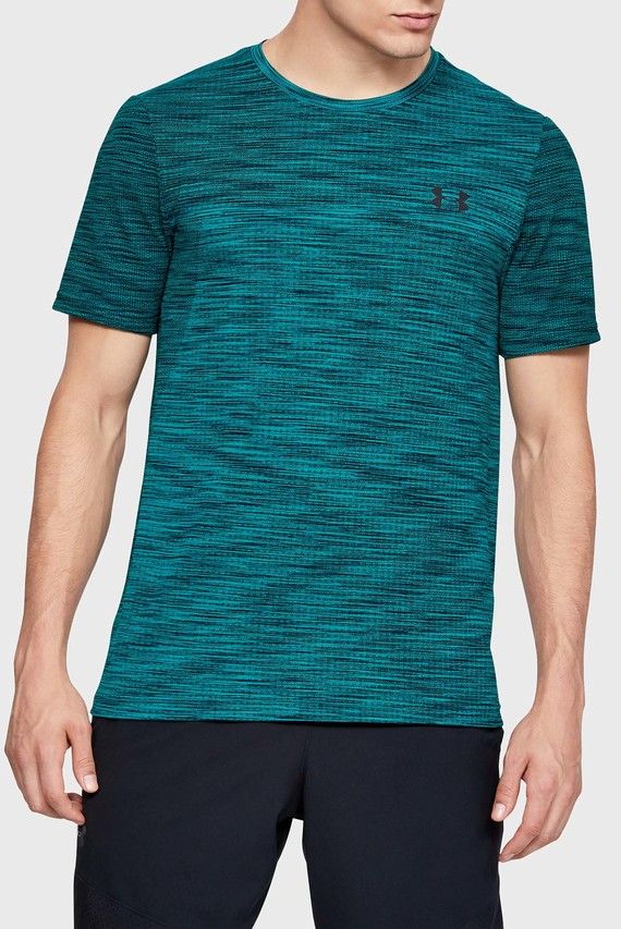 Мужская бирюзовая футболка Vanish Seamless SS Nov 1