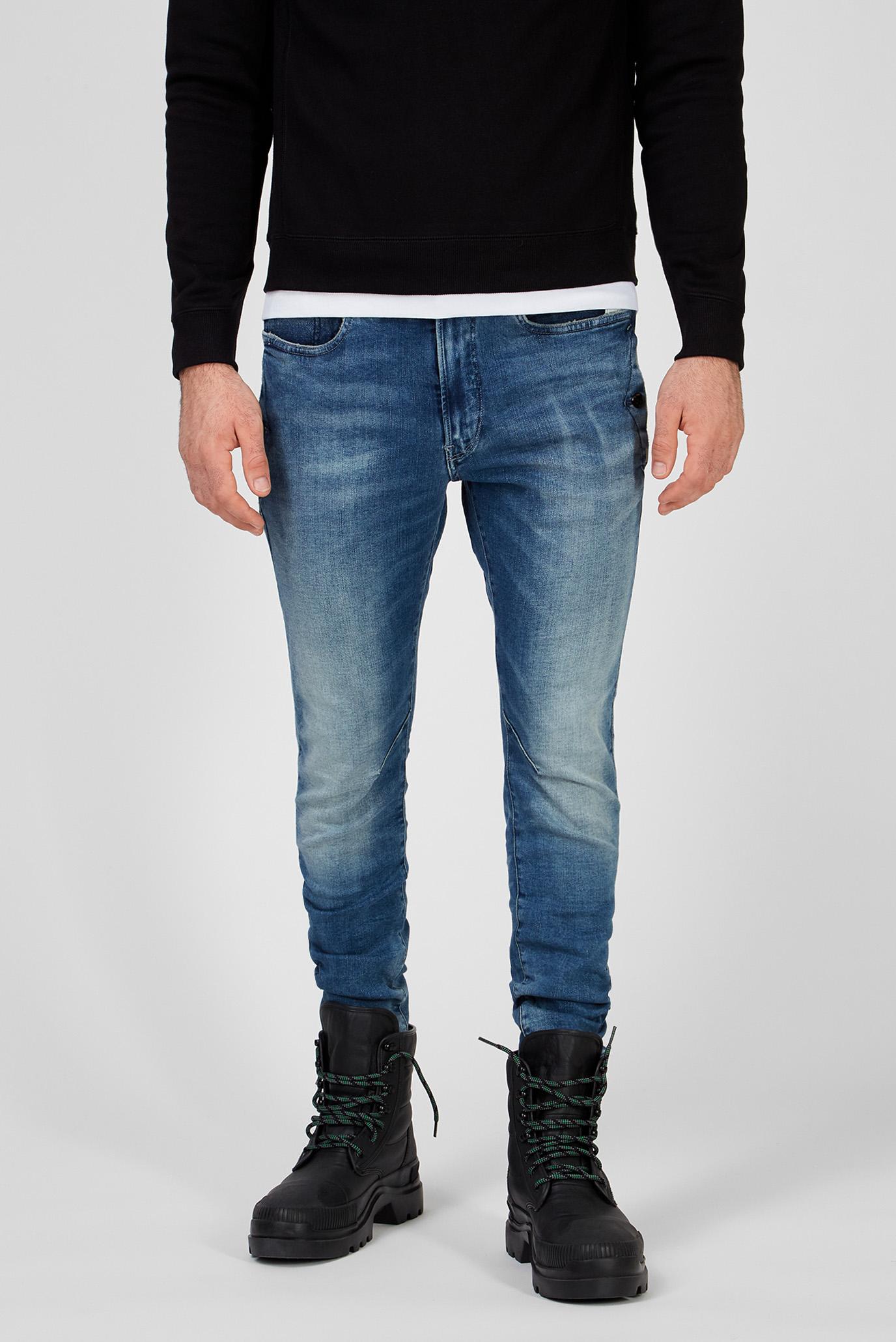 Мужские синие джинсы D-Staq N 3D Slim 1