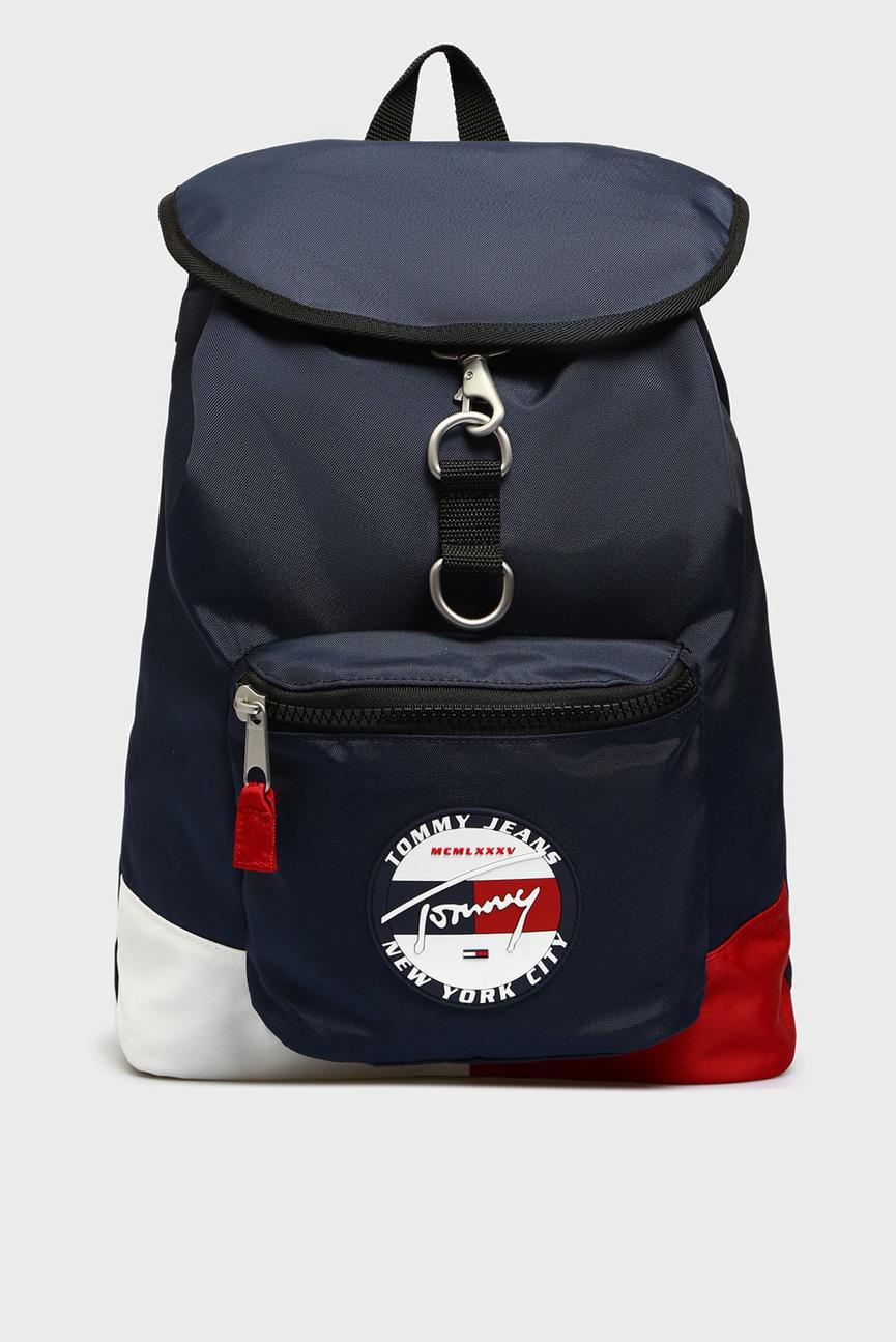 Темно-синий рюкзак TJU HERITAGE BACKPACK CORP