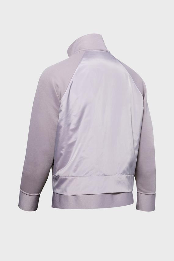 Женская серая спортивная кофта Misty Layer-GRY