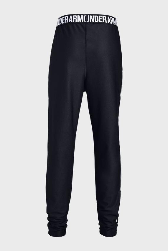 Детские черные спортивные брюки Play Up