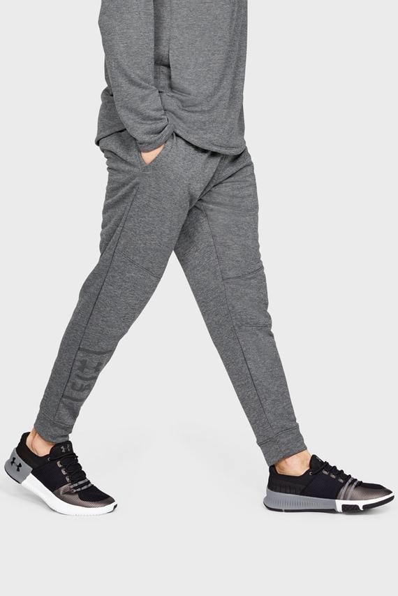 Мужские серые спортивные брюки UA MK-1 Terry Joggers