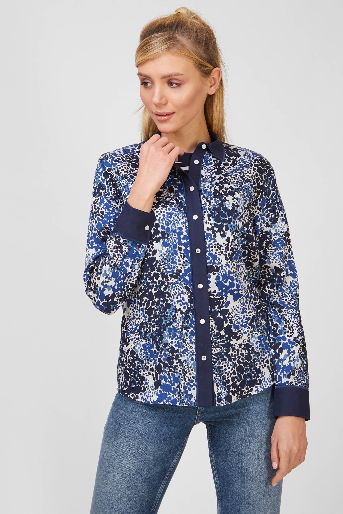 Женская блуза с узором REG DESERT DOT 1