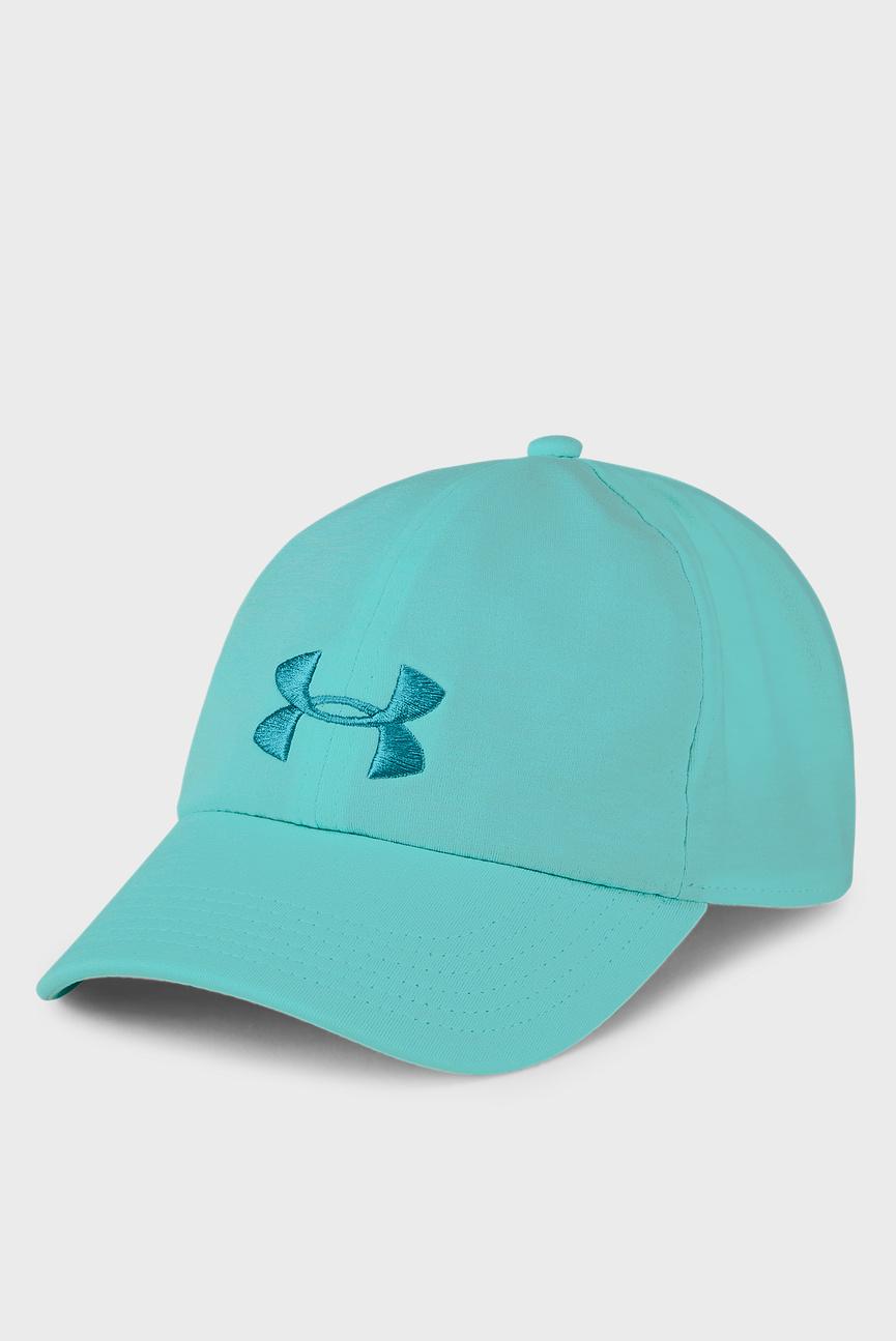 Женская голубая кепка UA Twisted Renegade Cap