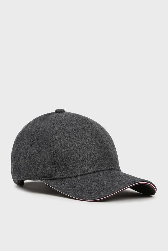 Мужская серая кепка ELEVATED CORPORATE