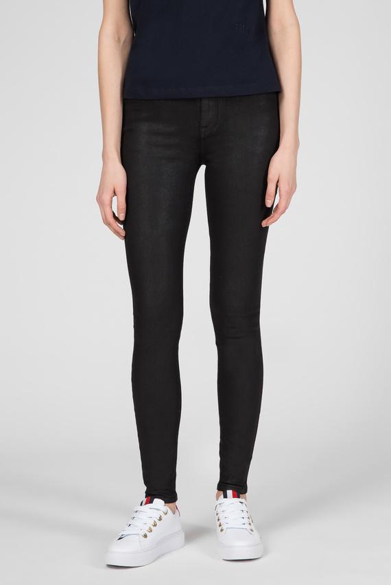Женские черные джинсы HARLEM ULTRA SKINNY