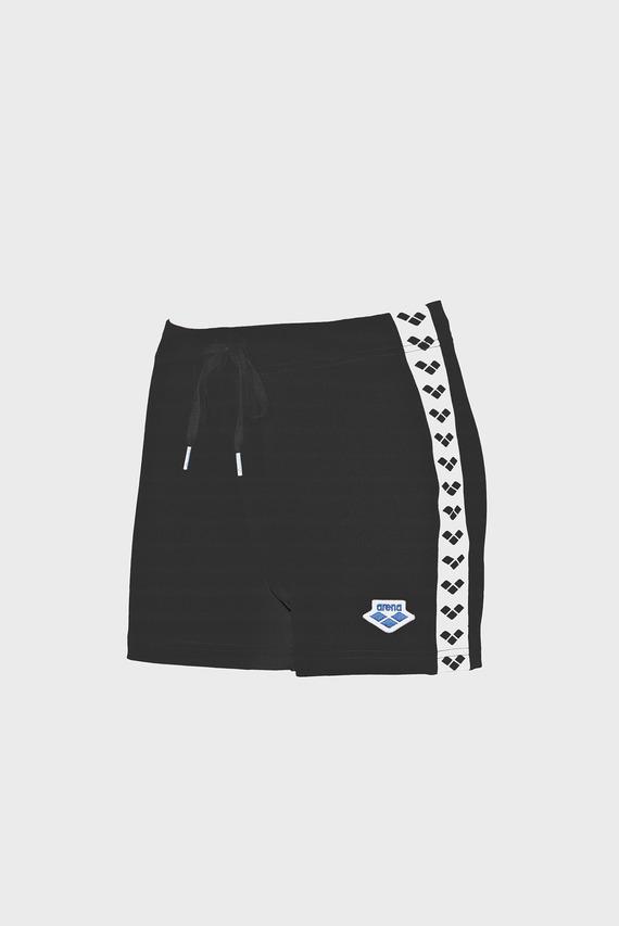 Женские черные шорты LORELLA TEAM