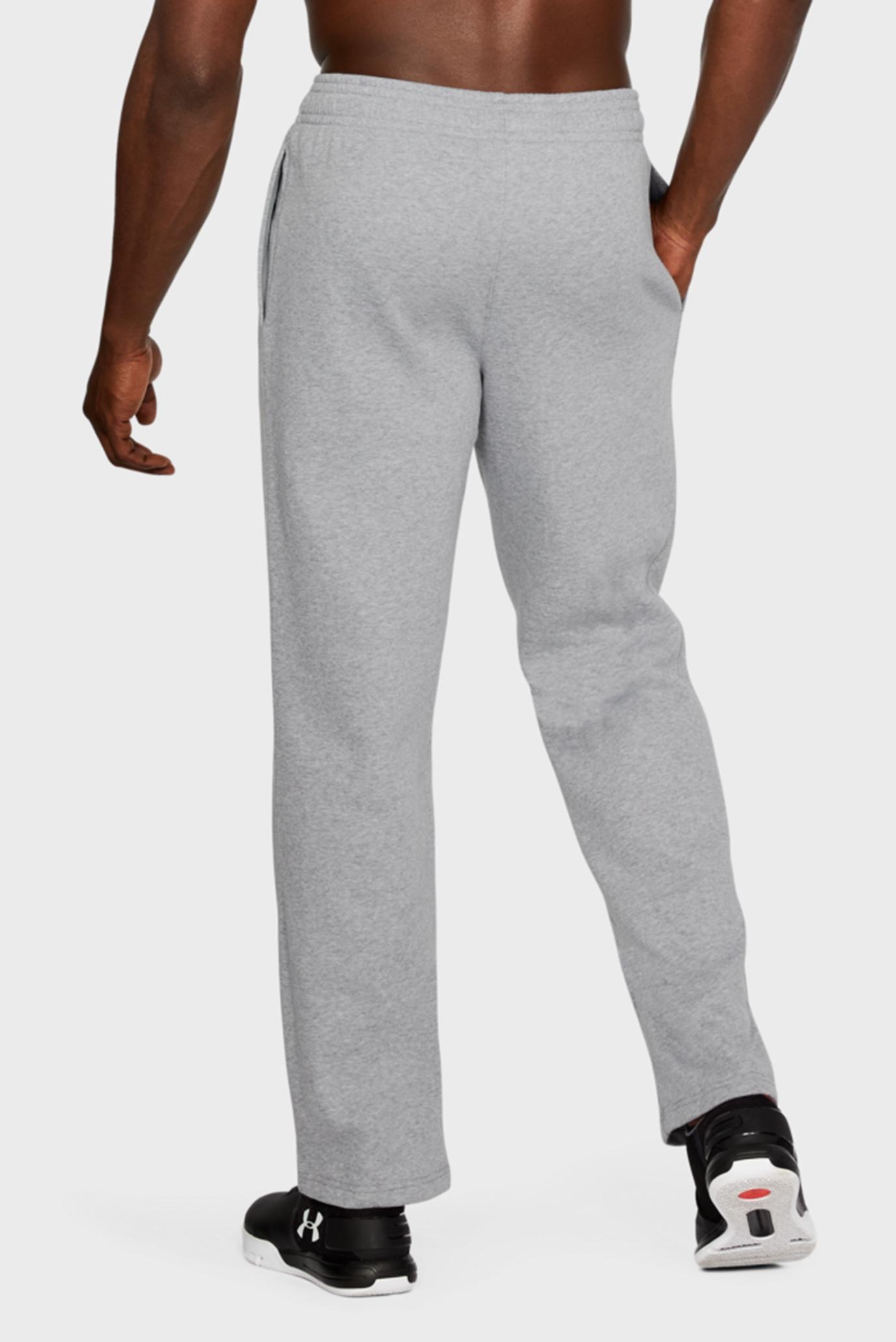 Купить Мужские спортивные брюки UA M's Hustle Fleece Pant Under Armour Under Armour 1300124-025 – Киев, Украина. Цены в интернет магазине MD Fashion