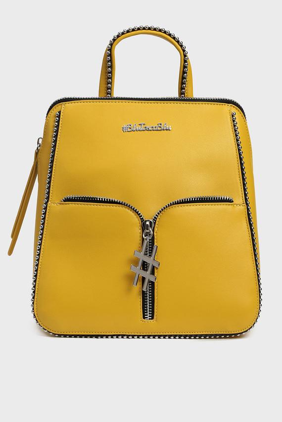 Женский желтый рюкзак BUBBLES