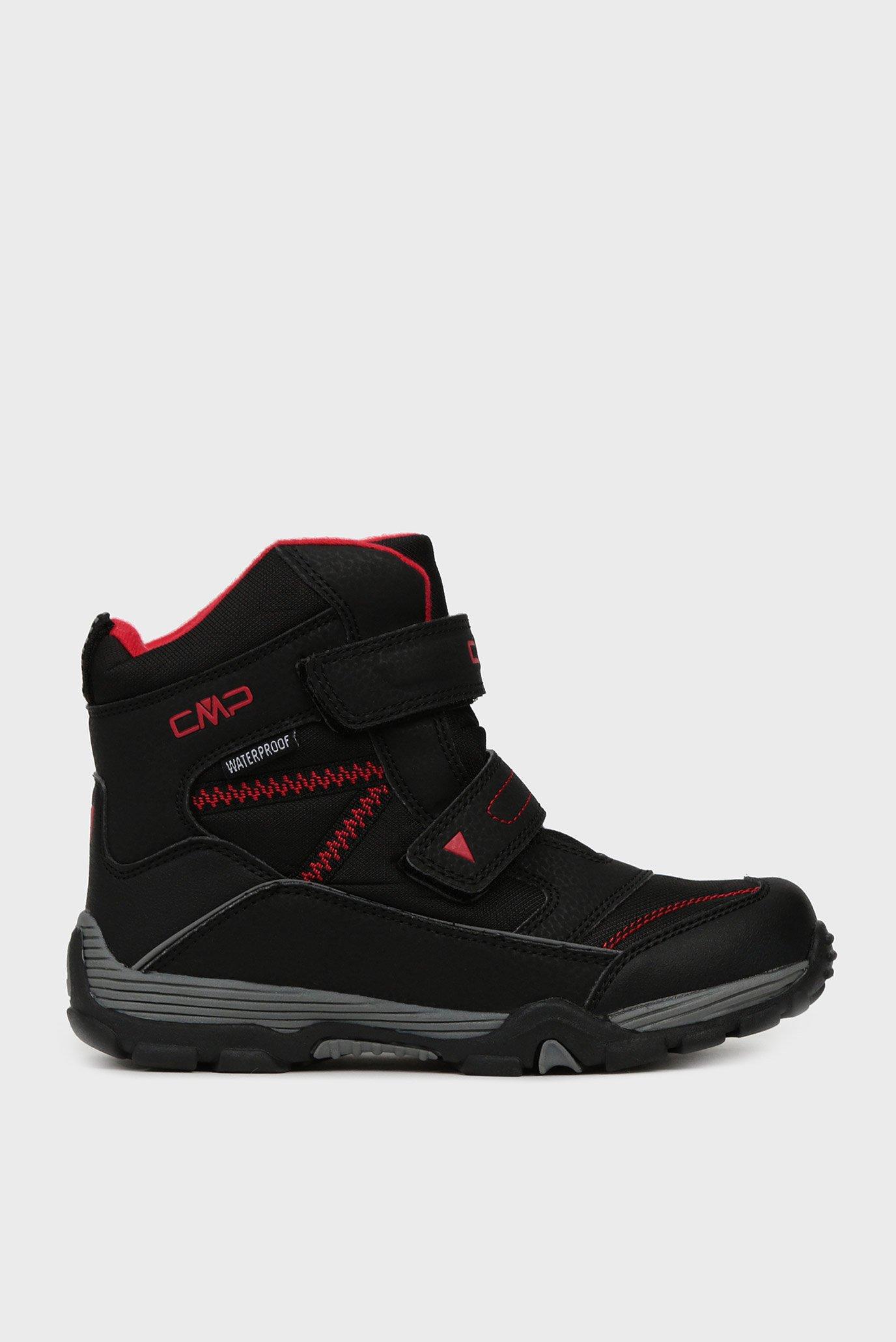 Детские черные ботинки KIDS PYRY SNOW BOOT WP 1