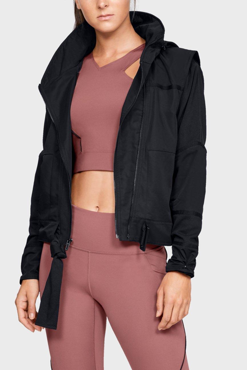 Женская черная куртка Generation