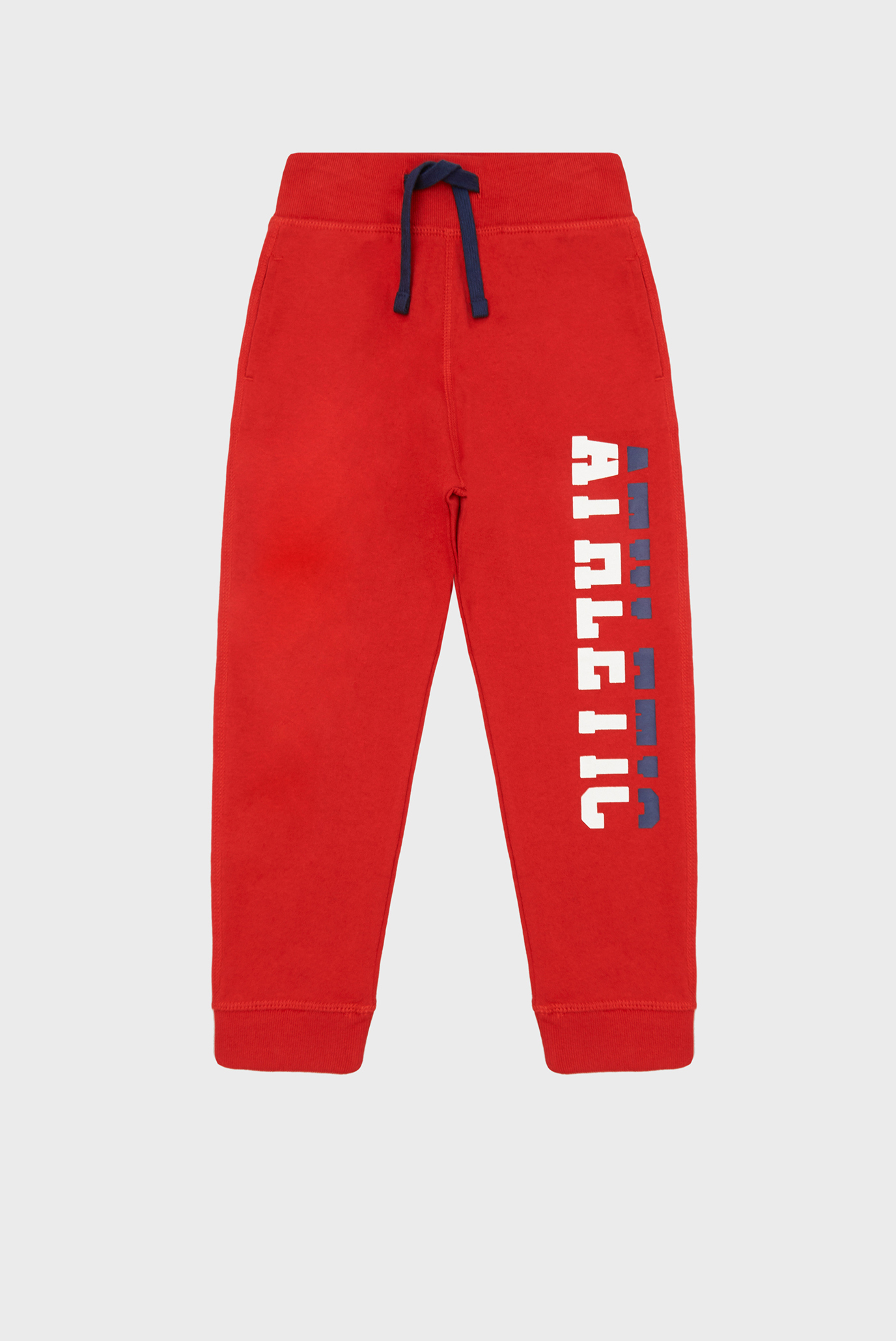 Детские красные спортивные брюки 1