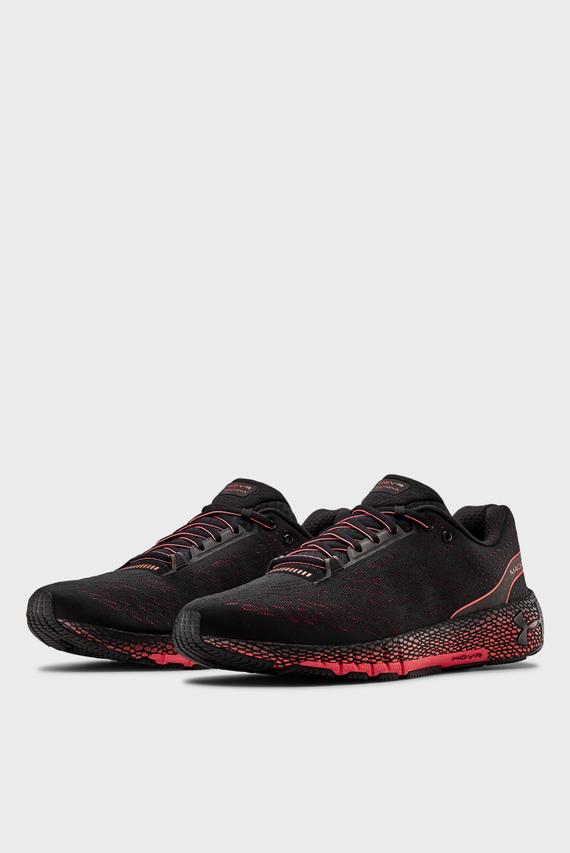 Мужские черные кроссовки UA HOVR Machina