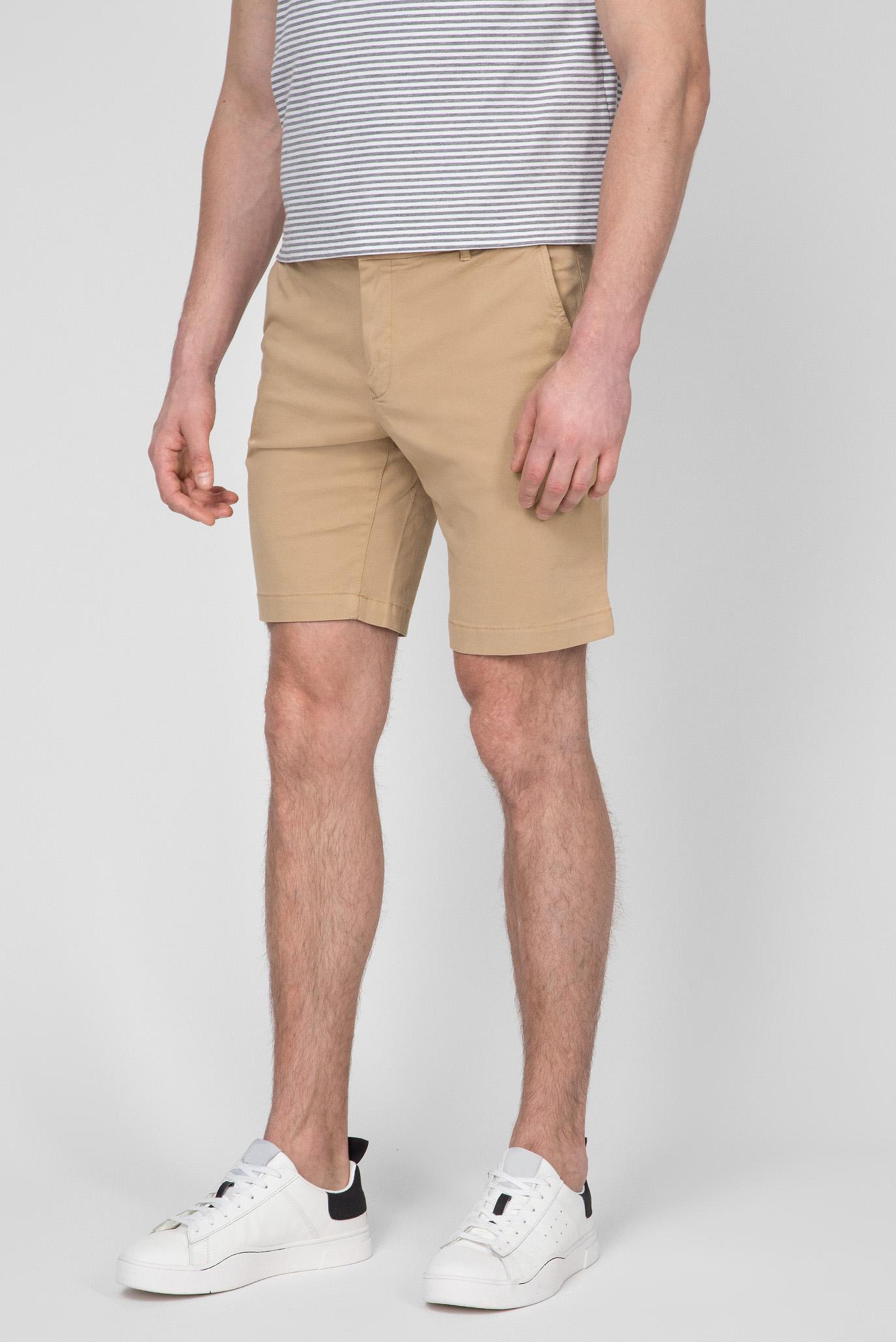Купить Мужские бежевые шорты Calvin Klein Calvin Klein K10K104188 – Киев, Украина. Цены в интернет магазине MD Fashion