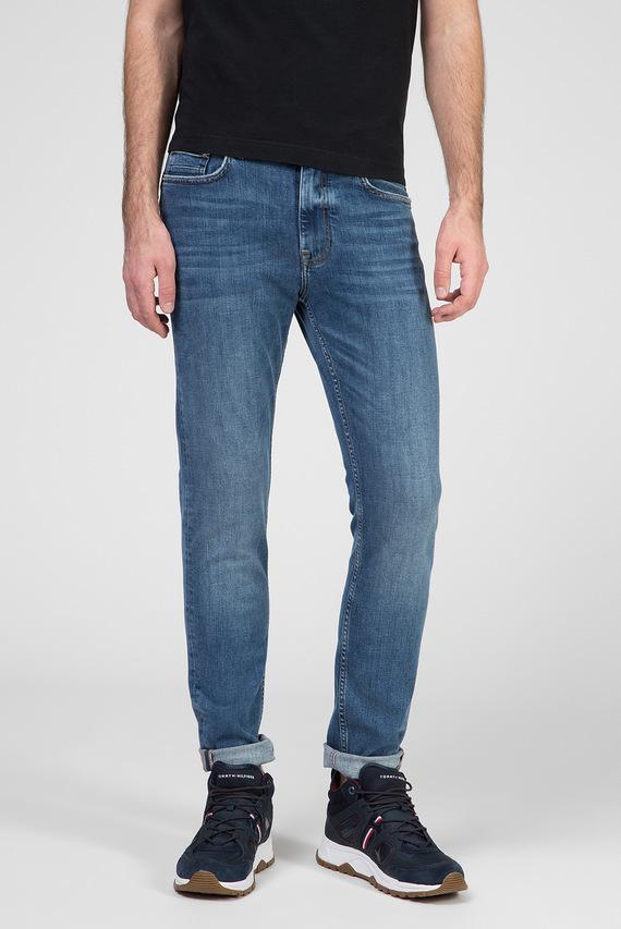 Мужские синие джинсы TAPERED  FIT