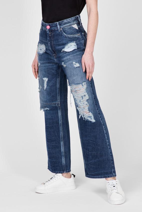 Женские синие джинсы KIARA