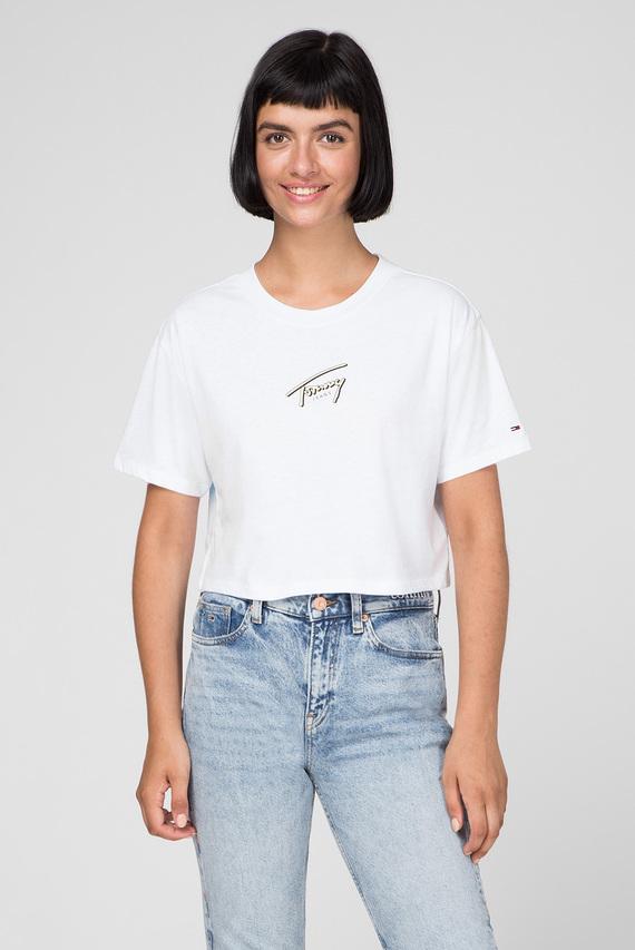 Женская белая футболка TJW SUMMER RETRO