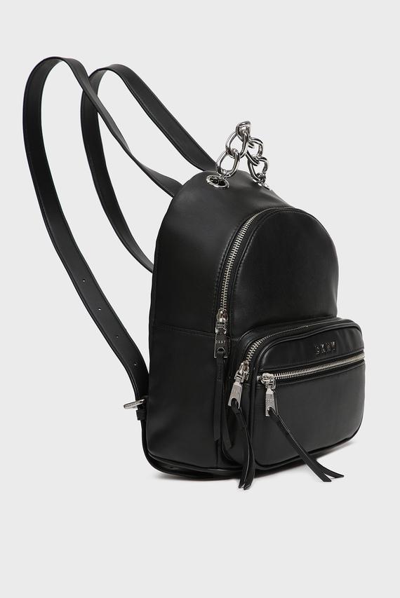 Женский черный рюкзак Abby