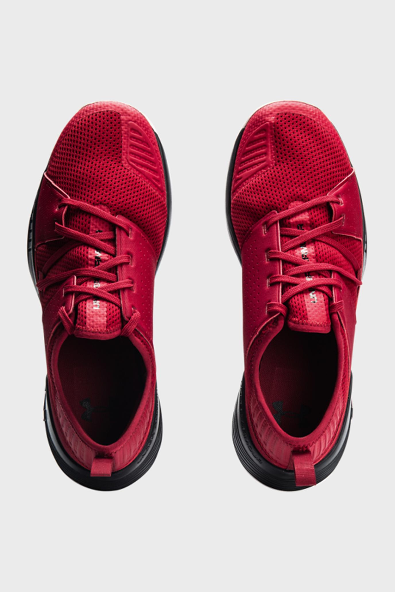 Купить Мужские красные кроссовки UA Showstopper 2.0 Under Armour Under Armour 3020542-606 – Киев, Украина. Цены в интернет магазине MD Fashion