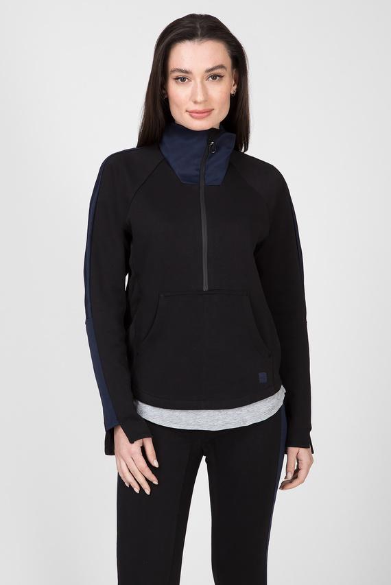 Женская черная спортивная кофта Citi-you