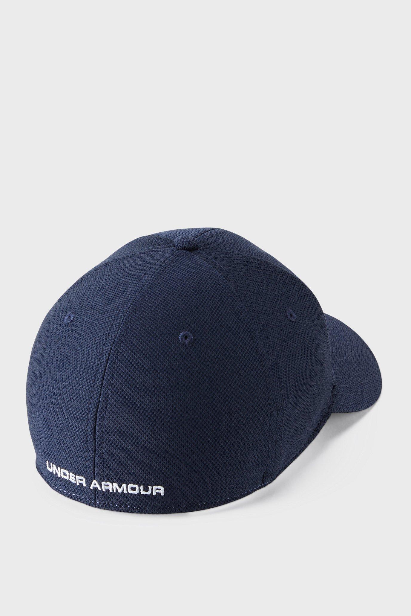 Купить Мужская темно-синяя кепка Blitzing 3.0 Under Armour Under Armour 1305036-410 – Киев, Украина. Цены в интернет магазине MD Fashion