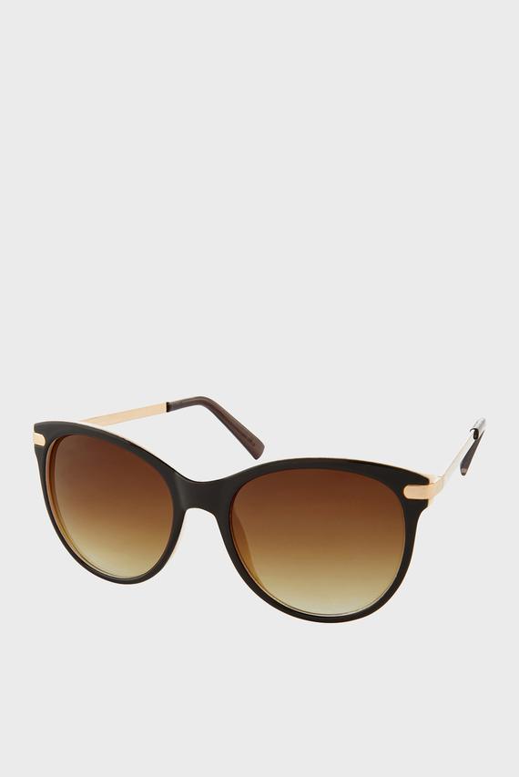 Женские коричневые очки RUBEE FLATTOP