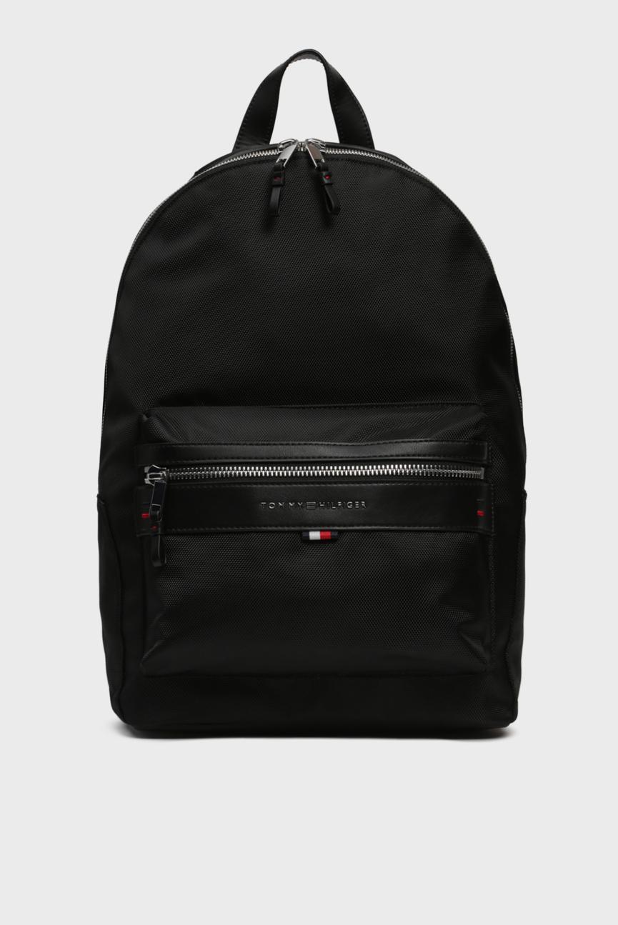 Мужской черный рюкзак ELEVATED