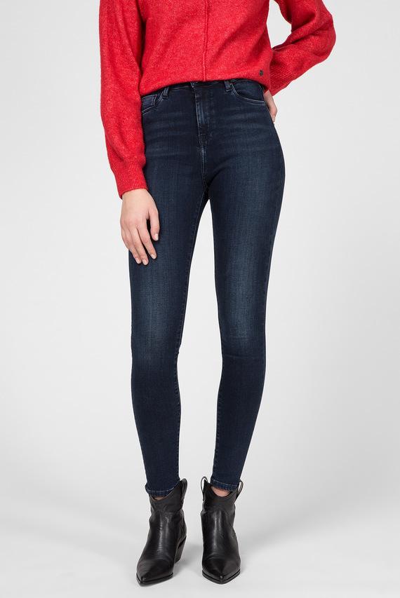 Женские темно-синие джинсы DION