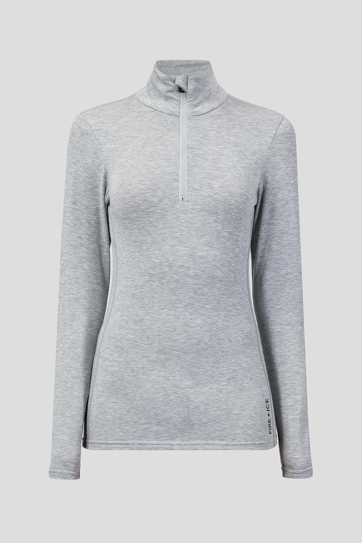 Женский серый термореглан MARGO Bogner (F+I)