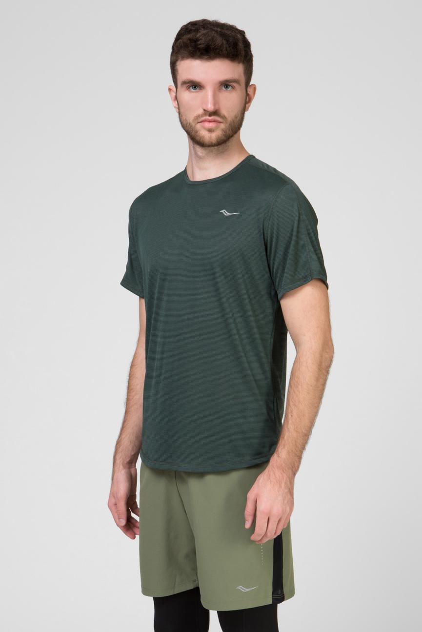 Мужская зеленая футболка HYDRALITE