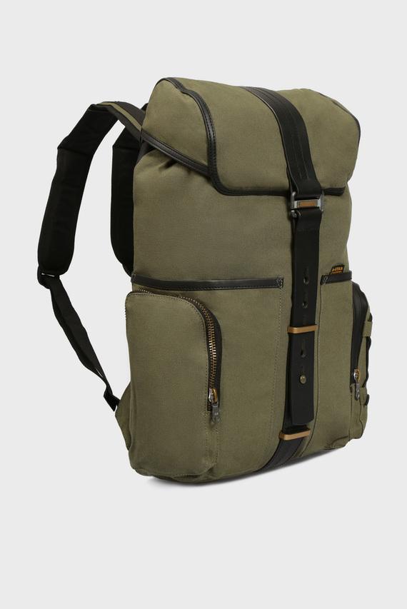 Мужской зеленый рюкзак Vaan dast