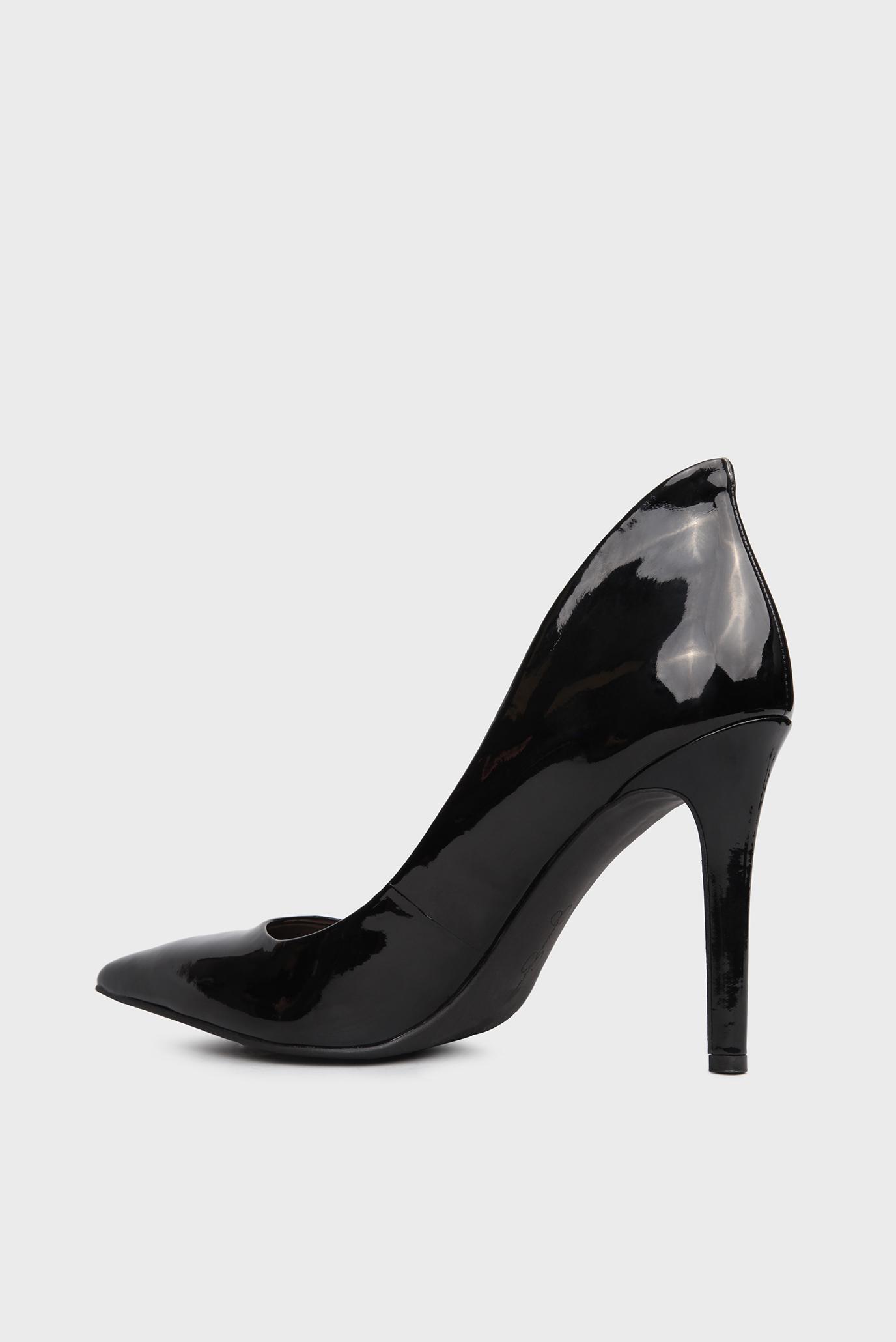 Купить Женские черные лакированные лодочки Jessica Simpson Jessica Simpson JS-CAMBREDGE – Киев, Украина. Цены в интернет магазине MD Fashion