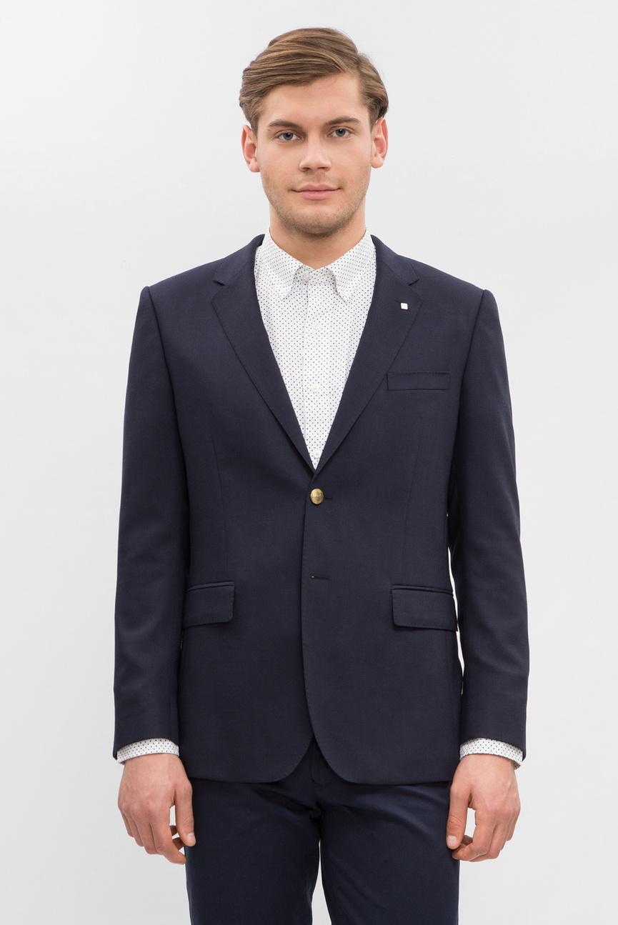 Мужской темно-синий пиджак THE CLUB BLAZER R