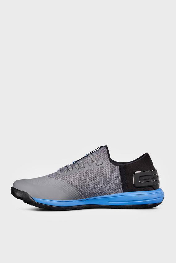 Мужские черные кроссовки UA Charged Ultimate TR 2.0