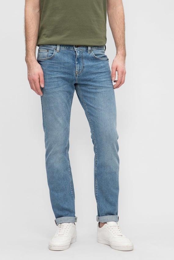 Чоловічі сині джинси BLEECKER