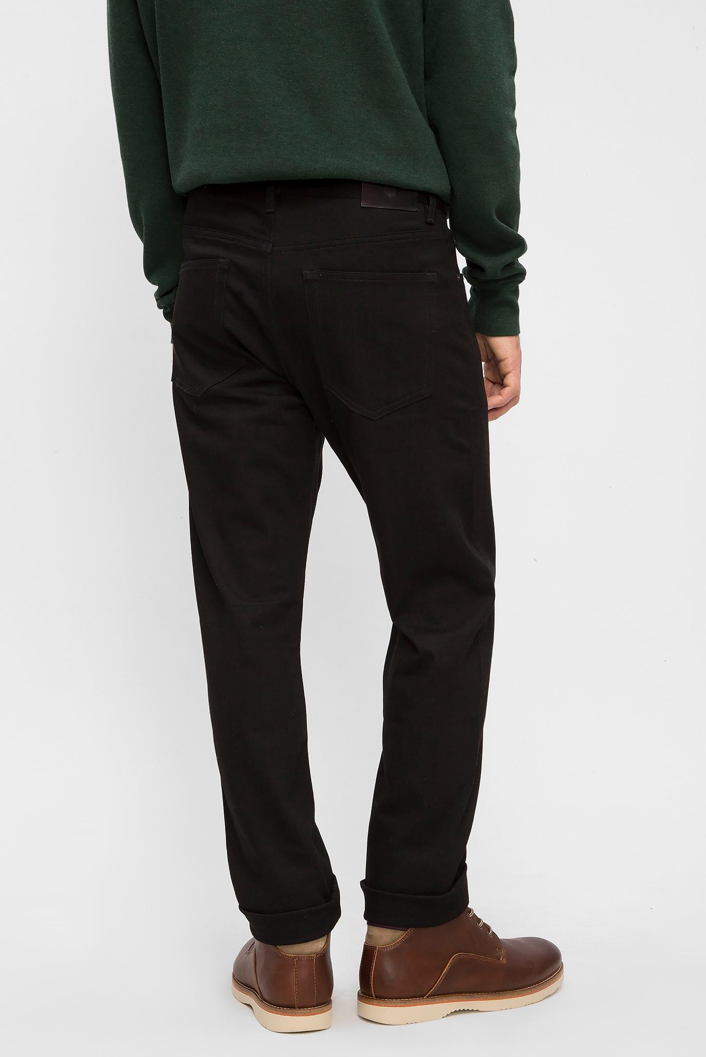 Купить Мужские черные джинсы SLIM STRAIGHT BLACK IS BLACK JEAN Gant Gant 1032908 – Киев, Украина. Цены в интернет магазине MD Fashion