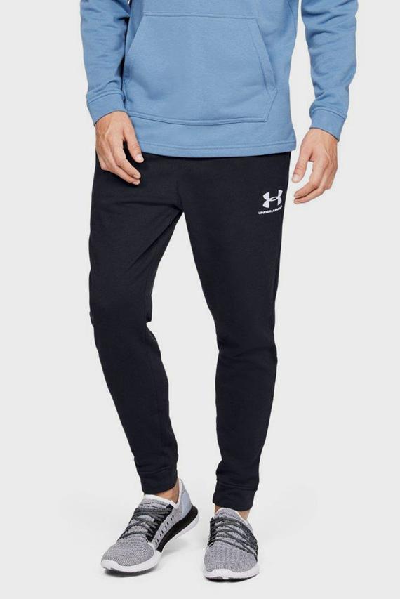 Мужские черные спортивные брюки SPORTSTYLE TERRY JOGGER
