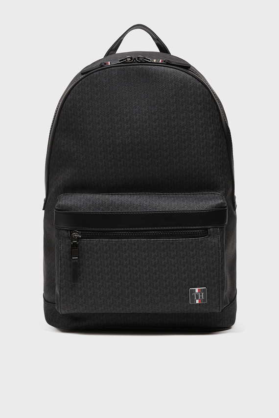 Мужской серый рюкзак COATED CANVAS MONO