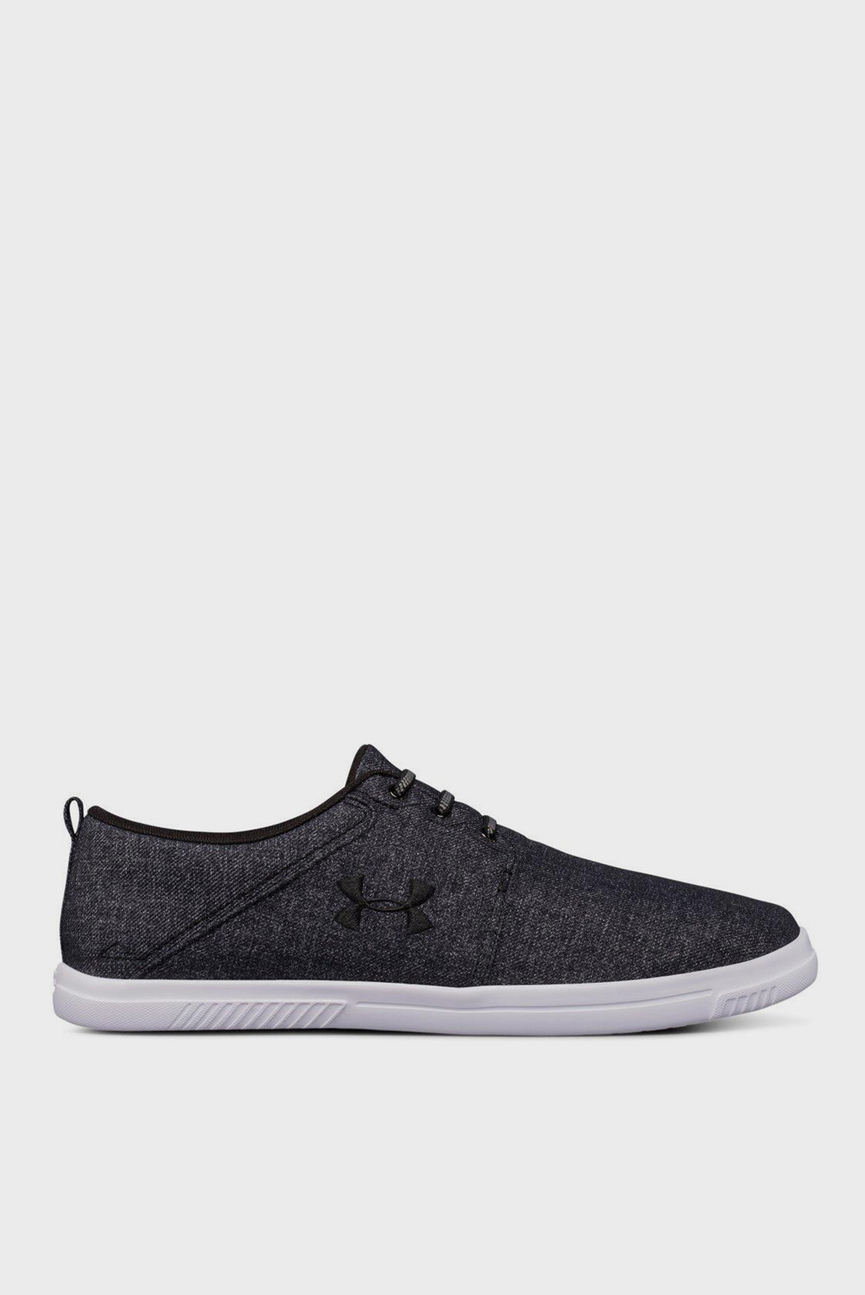 Мужские черные кроссовки UA M Street Encounter IV